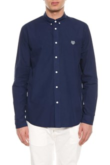 KENZO Shirt with Tiger embroidery