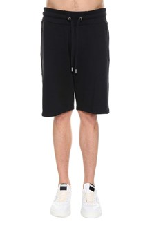 KENZO Jersey shorts with logo