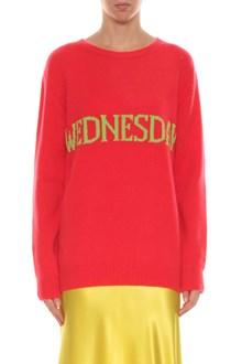 ALBERTA FERRETTI Sweater 'Rainbow Week'