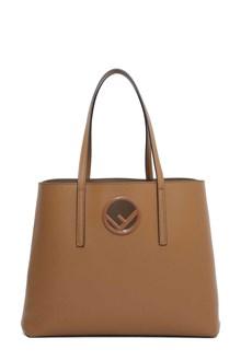 FENDI Tote bag with F logo