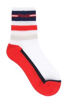 FENDI Socks with logo