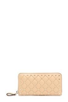 VALENTINO GARAVANI portafoglio con zip