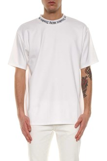 ACNE STUDIOS short sleeves t-shirt navid elastic Acne Studios neckband