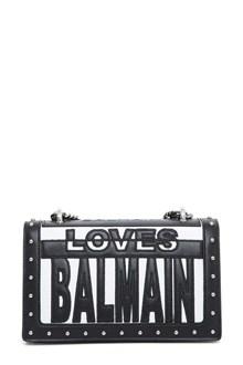 BALMAIN Flap bag Loves Balmain