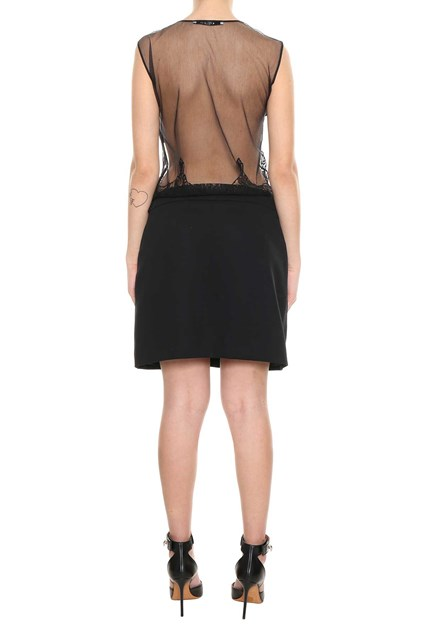 GIVENCHY See-trought short dress