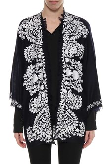 P.A.R.O.S.H. Embroidered cardigan