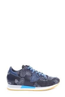 PHILIPPE MODEL Etoile lu jeans sneaker