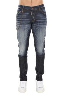 DSQUARED2 jeans 5 pockets sexy twist