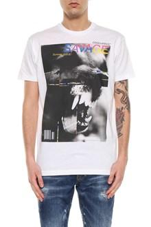 "DSQUARED2 ""Savage"" printed short sleeves t-shirt"