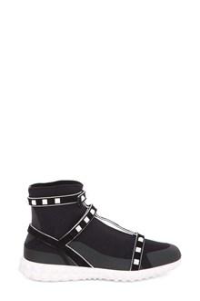 VALENTINO GARAVANI Socks sneaker with studs