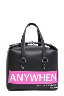 VALENTINO GARAVANI Leather handbag 'Anywhen'