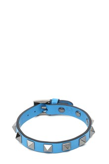 VALENTINO GARAVANI leather bracelet