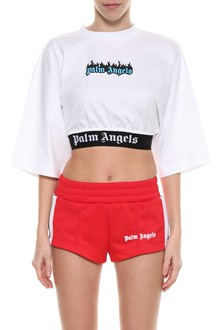 PALM ANGELS Cropped tee
