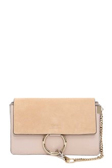 CHLOÉ 'Faye' small shoulder bag