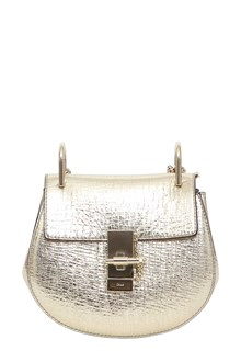 CHLOÉ 'Drew' mini saddle bag