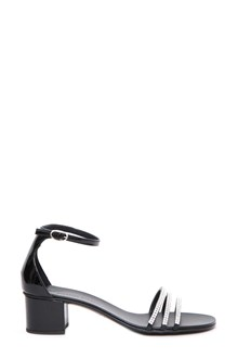 GIUSEPPE ZANOTTI DESIGN Rhinestones sandals