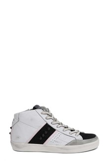 LEATHER CROWN Sneaker