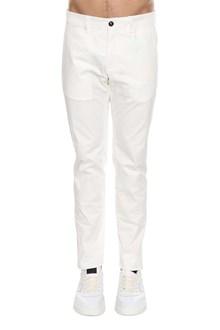 MONCLER Gabardine trousers