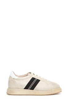 BRUNELLO CUCINELLI Golden sneaker