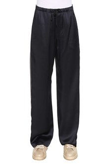 BRUNELLO CUCINELLI Trousers with side bands