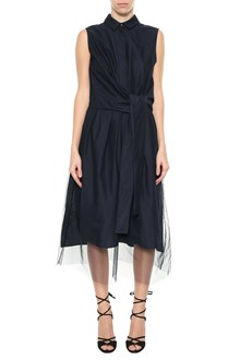 BRUNELLO CUCINELLI Tulle midi dress