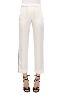 BRUNELLO CUCINELLI Side bands trousers