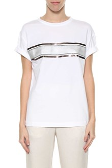 BRUNELLO CUCINELLI Embellished t-shirt