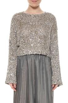 BRUNELLO CUCINELLI Pull with sequins