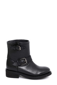 ASH Leather boots
