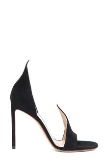 FRANCESCO RUSSO Suede sandals
