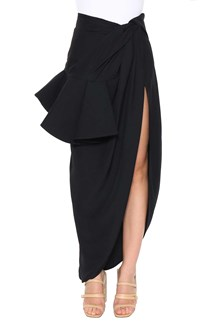 JACQUEMUS Skirt with side slit