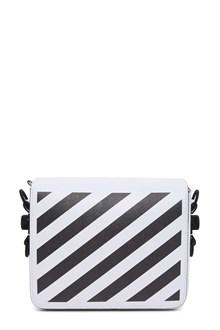 OFF-WHITE Diagonal square flap bag