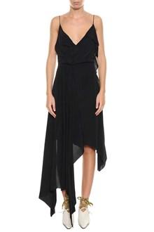 OFF-WHITE Asymmetric short dress