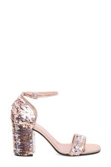 POLLINI Sequins sandals