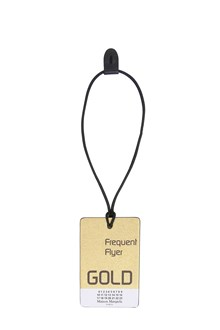 MAISON MARGIELA Leather charm