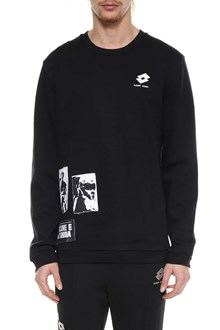 DAMIR DOMA X LOTTO Lotto sweatshirt with patches