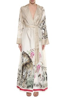 FOR RESTLESS SLEEPERS Printed long robe