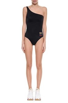 MSGM One-piece one-shoulder swimsuit