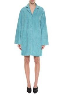 UNFLEUR Suede coat