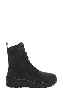 YEEZY Combat boot in thick suede 'Season 6'