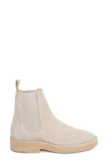 YEEZY Chelsea boot in thick shaggy suede 'Season 6'