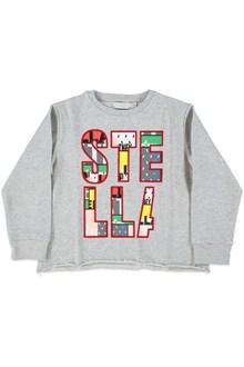 STELLA MCCARTNEY 'June' logo sweatshirt