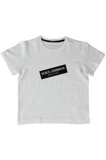 DOLCE E GABBANA Logo t-shirt