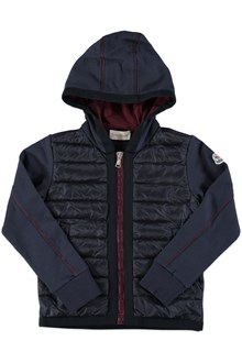 MONCLER Jacket with padded front