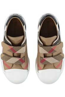 Burberry Check sneaker