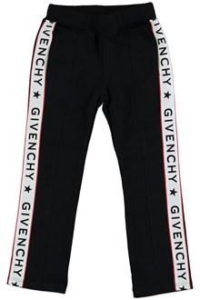 GIVENCHY Logo jogger pants