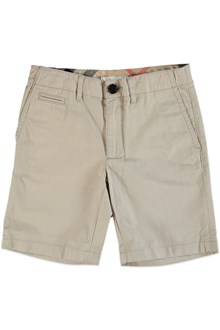 Burberry Bermuda shorts with check detail