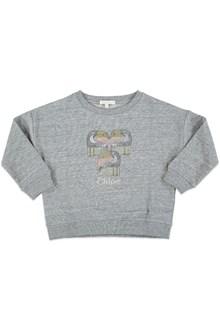 CHLOÉ Printed sweatshirt