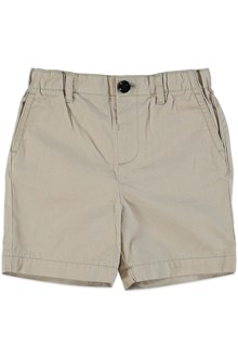 Burberry Bermuda shorts with check turn-up