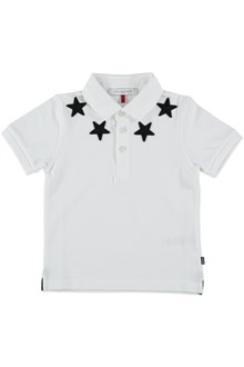 GIVENCHY Polo shirt with stars